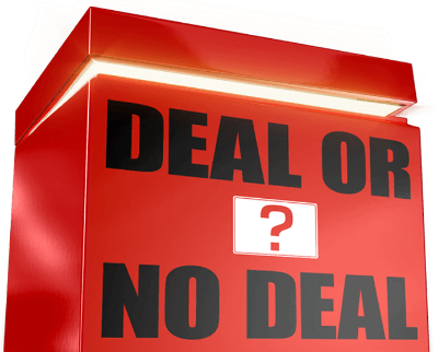 Deal or No Deal Live Host
