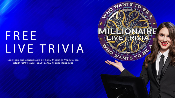 Win Golden Chips Playing Who Wants to Be a Millionaire Trivia Hero